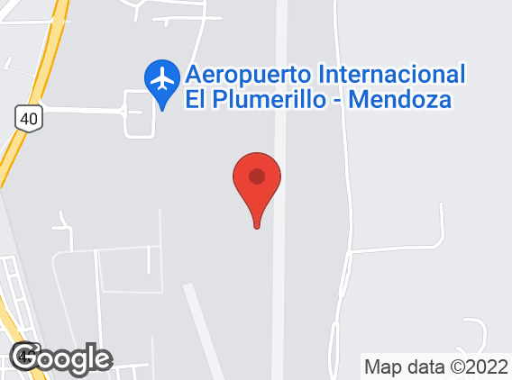 Mendoza – Airport