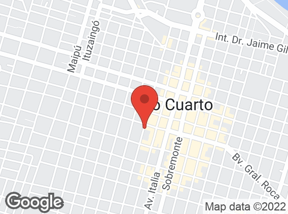 Río Cuarto – Downtown