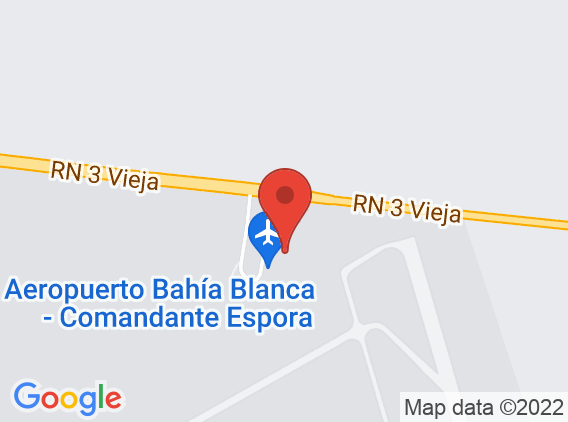 Bahía Blanca – Aeropuerto
