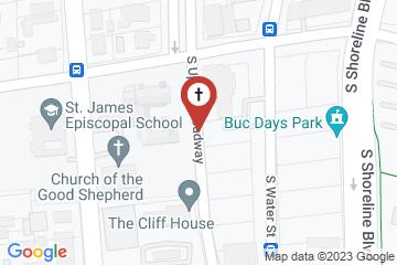 Map of Church of the Good Shepherd