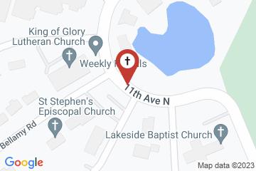 Map of St. Stephen's Episcopal Church