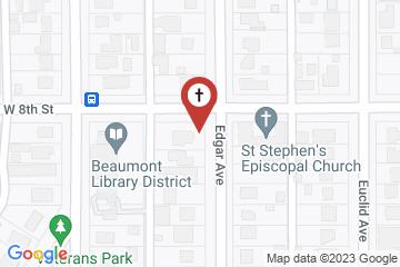 Map of St. Stephen's Church Episcopal