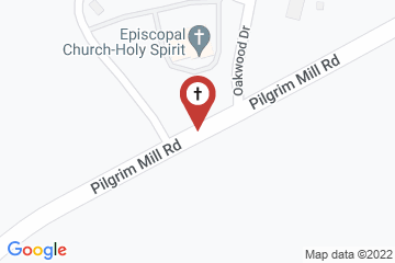 Map of Church of the Holy Spirit