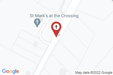 Map of St. Mark's at the Crossing Church