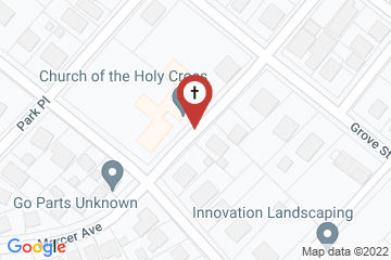 Map of Church of the Holy Cross