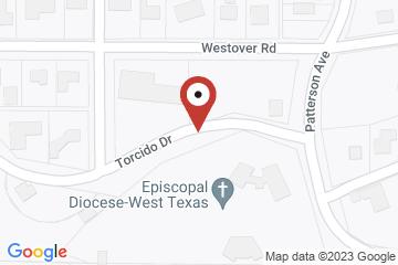 Map of Bishop Jones Center