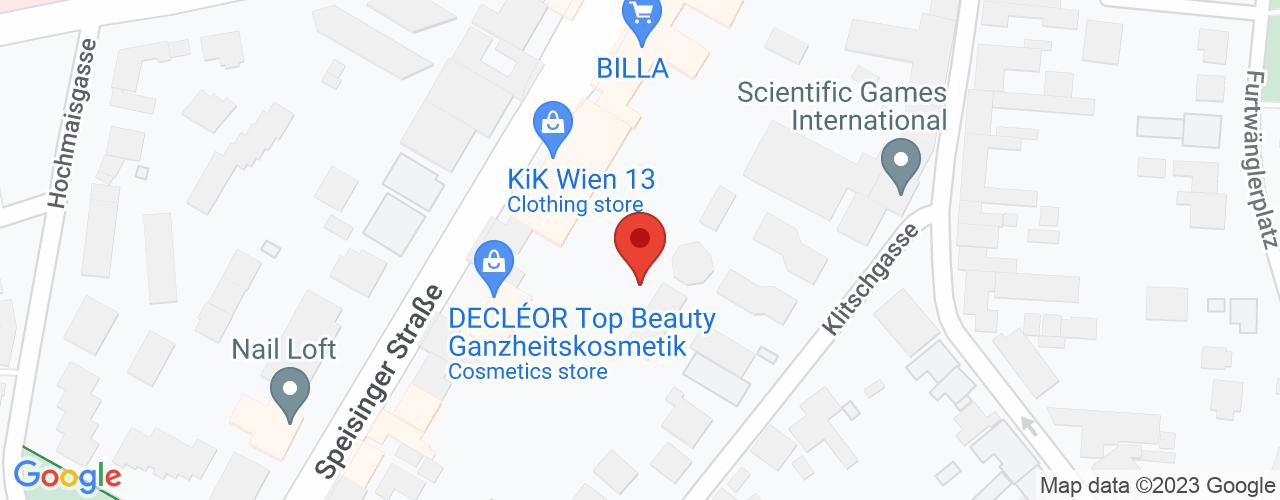 Karte von Bodymed-Center Wien / Dr. Eichenbaum