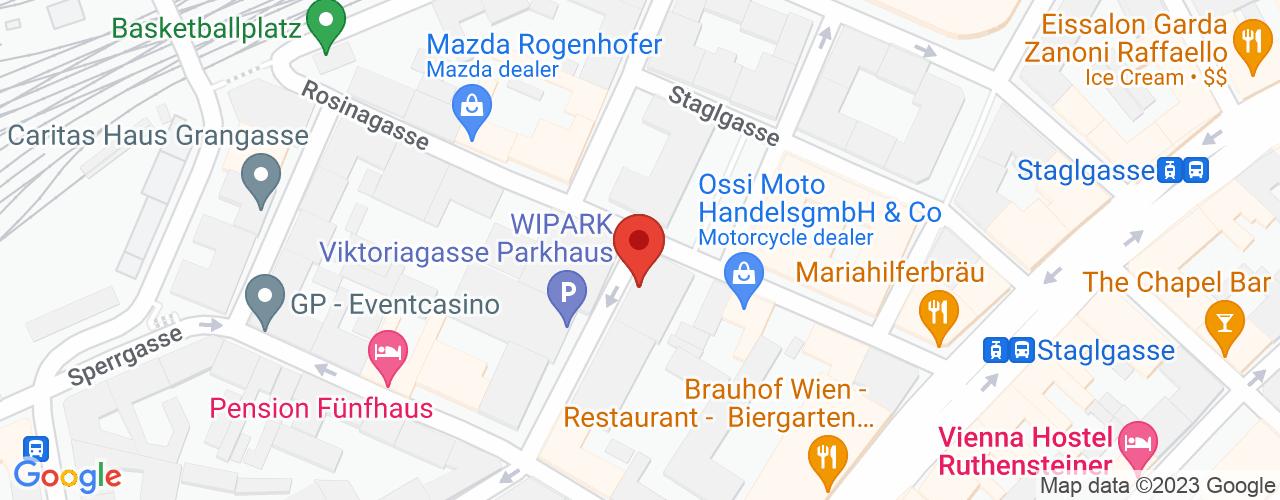 Karte von Bodymed-Center Eat2day