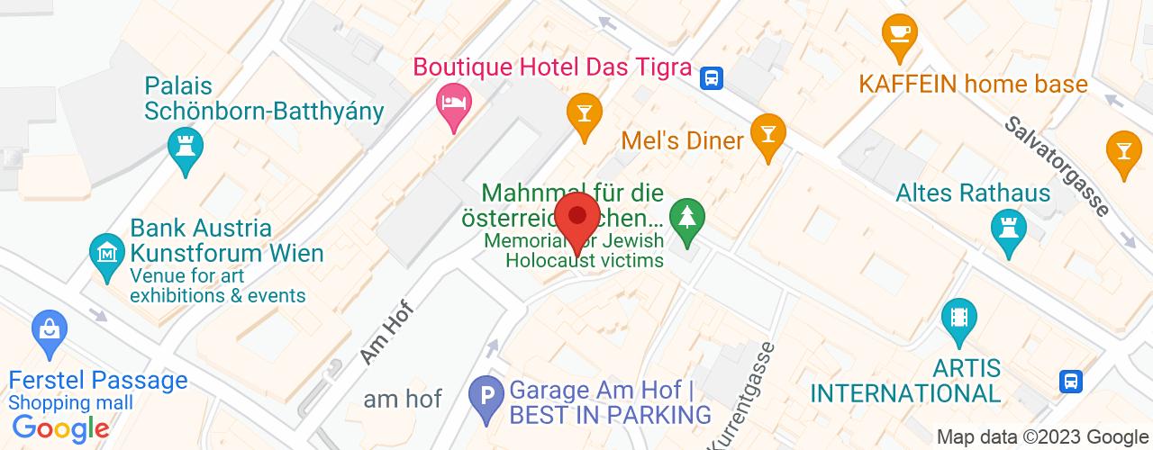 Karte von Bodymed-Center Neulengbach