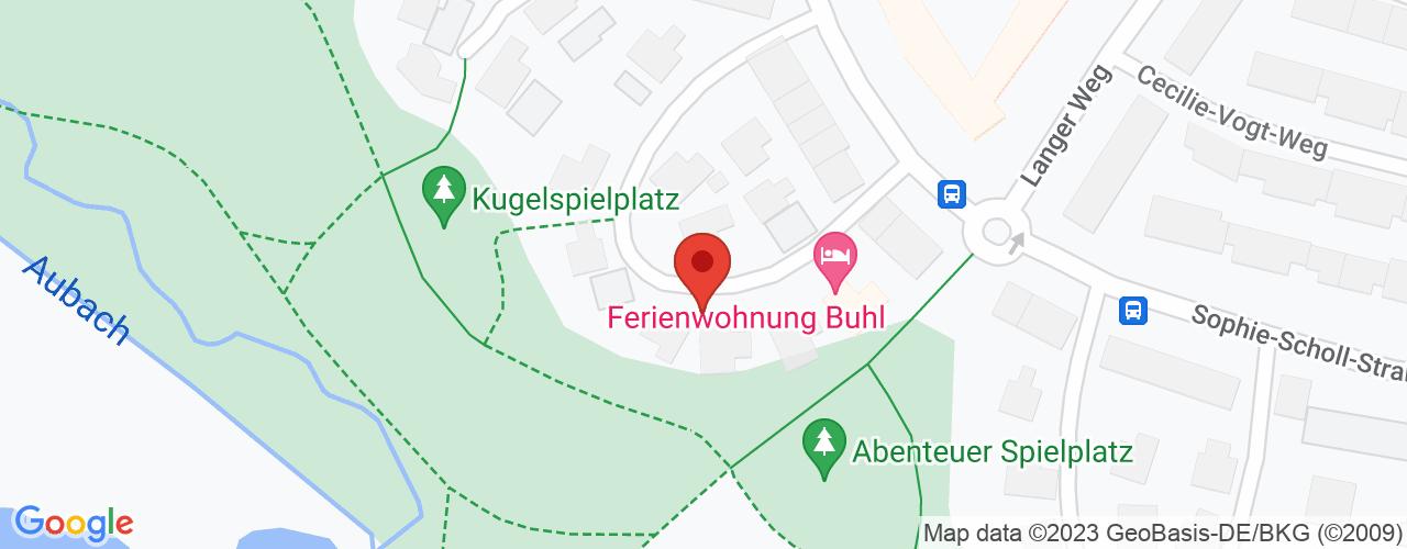 Karte von Bodymed-Center Regensburg-Burgweinting