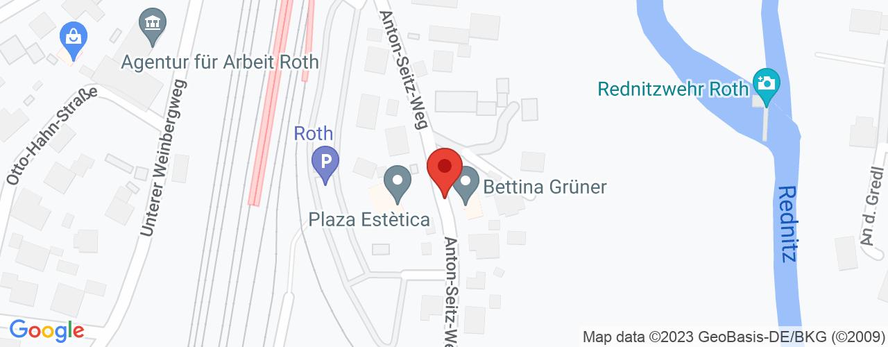 Karte von Bodymed-Center Roth-Zentrum