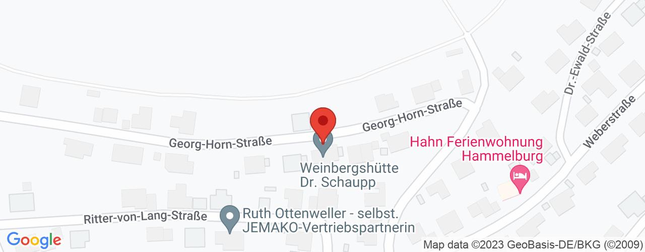 Karte von Bodymed-Center Hammelburg