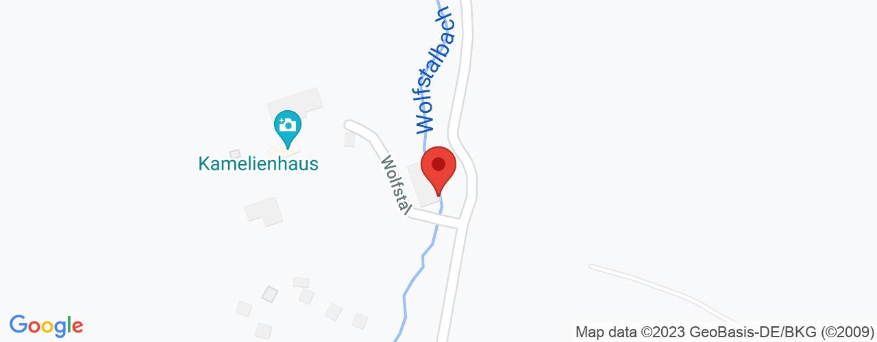 Karte von Bodymed-Center Rosswein Wolfstal