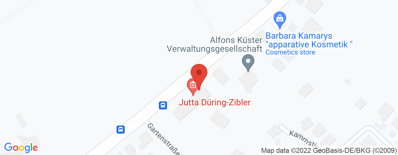 Karte von Bodymed-Center Dortmund Süd