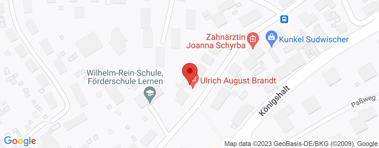 Karte von Bodymed-Center Dortmund-West