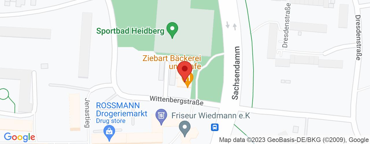 Karte von Bodymed-Center Braunschweig