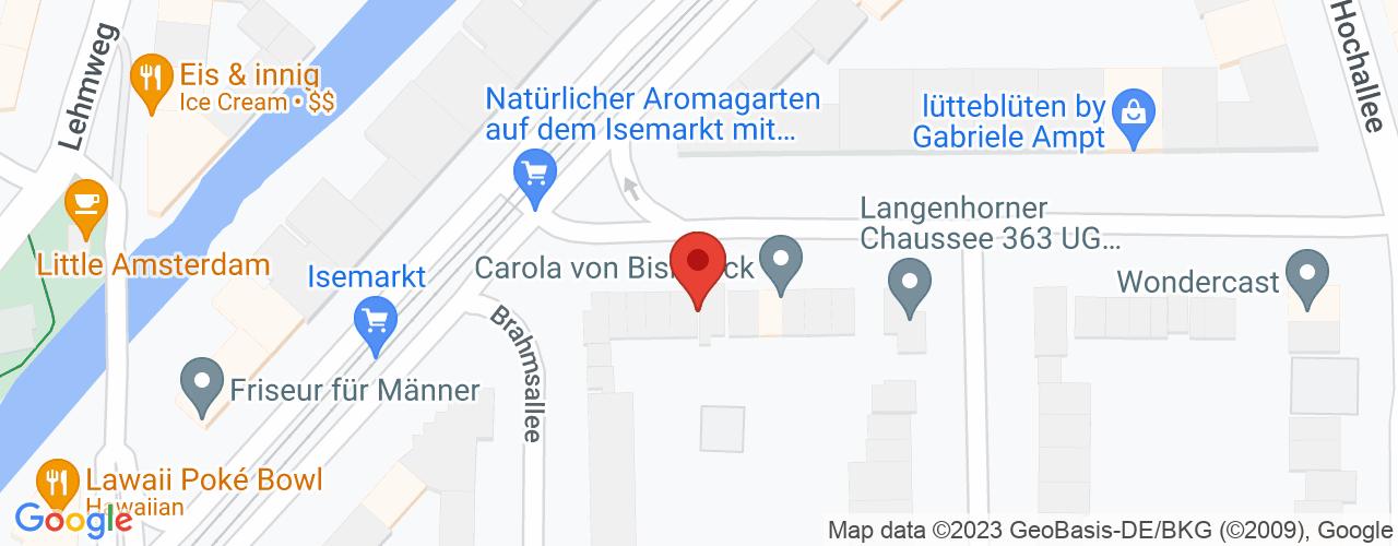 Karte von Bodymed-Center Medicum Eppendorf