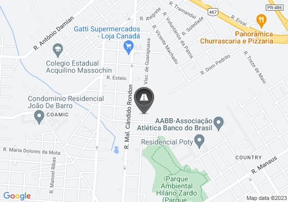 Mapa Buraco