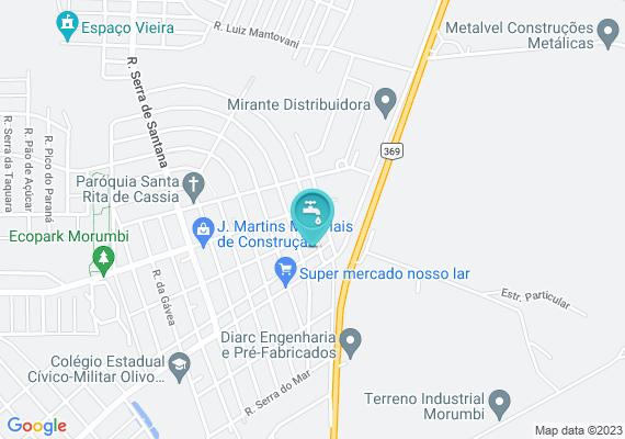 Mapa Falta Saneamento básico - Rede de Esgoto