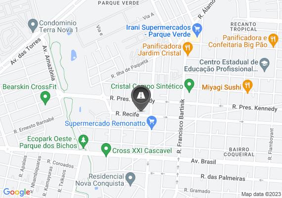 Mapa Esse aplicativo está fadado ao fracasso, não tem eficácia