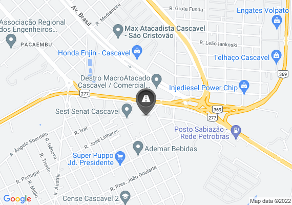 Mapa EM FRENTE A MINHA CASA EXISTEM DOIS BURACOS QUE PRECISAM SER
