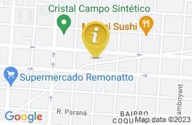 Mapa E o pedestre caminha por onde?