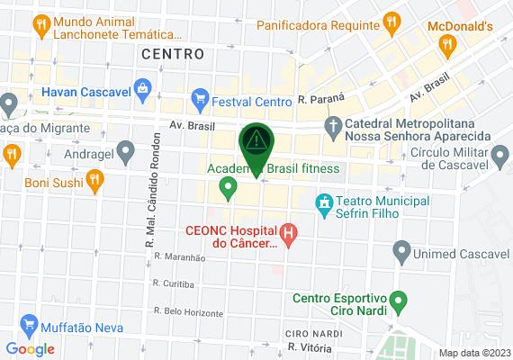 Mapa Sugestão colaborativa:  Cidades do interior de São Paulo