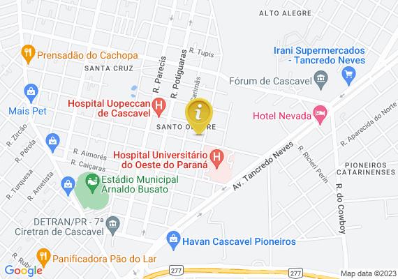 Mapa Transito