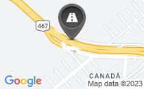 Mapa Falta de sinalização / placas