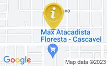 Mapa Muito bom o aplicativo