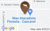 Mapa Mato Alto