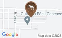 Mapa pocivel criador de mosquito da dengue