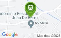 Mapa Estacionamento de veículos