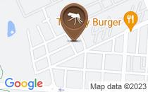 Mapa Focos mosquito - quintal abandonado