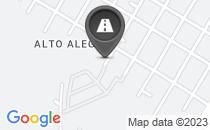 Mapa Buraco na rua graciliano ramos