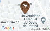 Mapa Zica