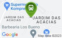 Mapa horário ônibus campina