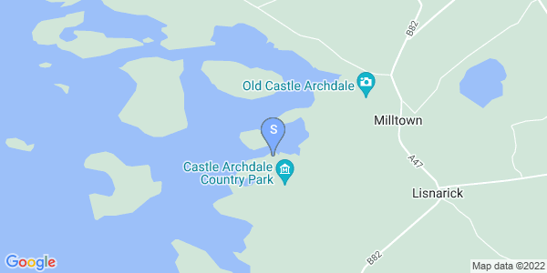 Castle Archdale Country Park Walk
