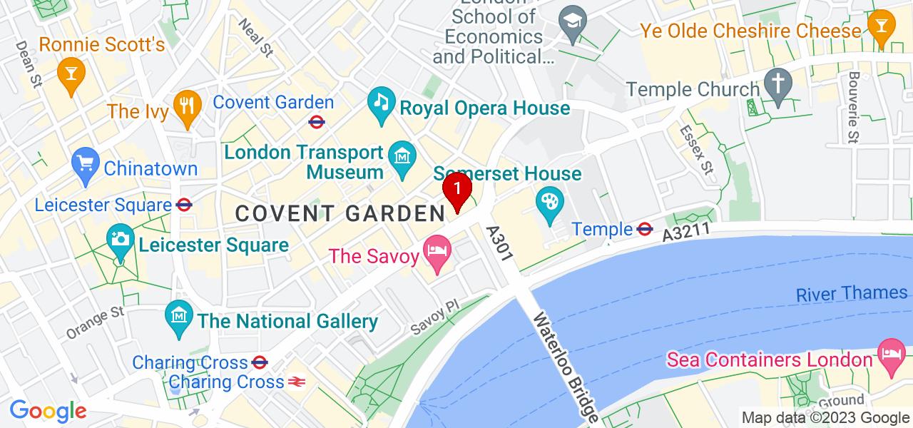 Google Map of Burleigh House