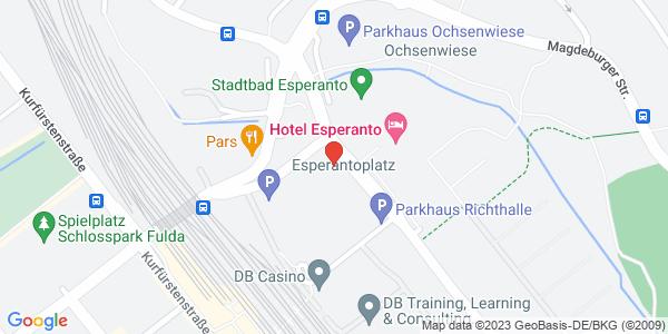 Kongress- und Kulturzentrum Fulda Hotel Esperanto