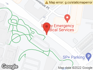 Map showing location of Clifton @ CDC/1599 Bldg (Southbound)