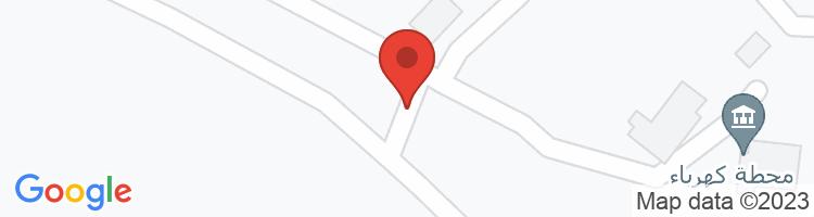 الموقع على خرائط جوجل