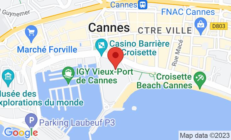 Geokoordinaten Erfolg für rot-weiß-roten Content: ORF-Enterprise auf der MIPTV 2019 in Cannes – BILD