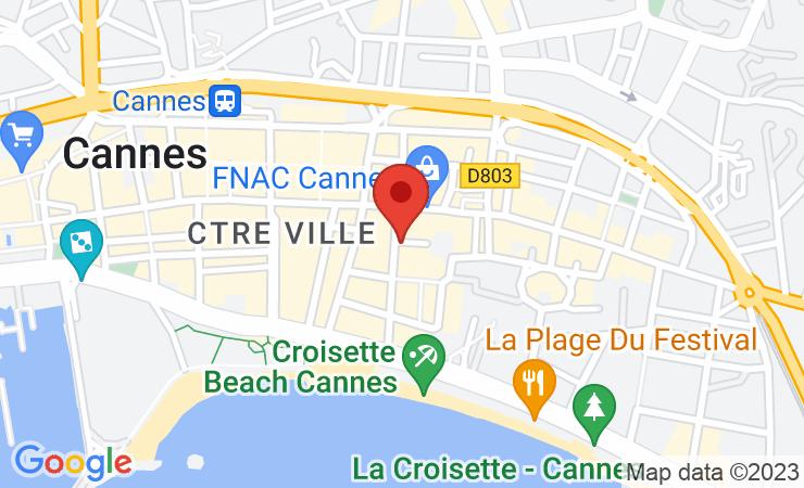 Geokoordinaten Letzte Chance für einen Löwen in Cannes – BILD