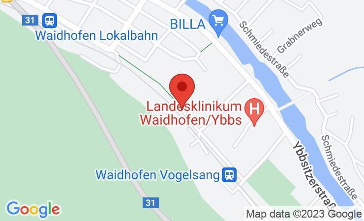 Geokoordinaten Wahn! Wahn! Überall Wahn! Günther Groissböck und die Trachtenmusikkapelle Windhag – BILD