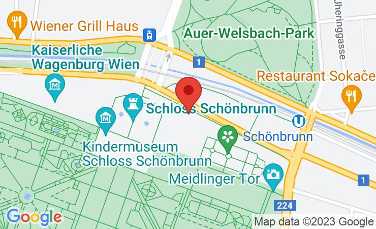 """Geokoordinaten Medienheuriger: """"Joseph II."""" öffnet seine Pforten in Schönbrunn – BILD"""