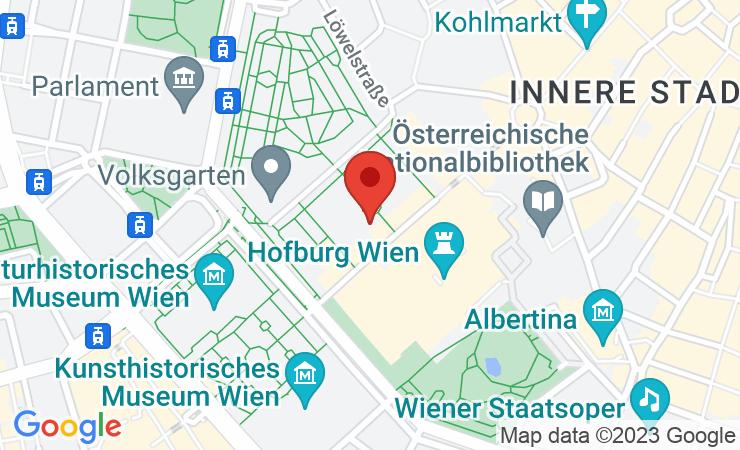 Geokoordinaten Knapp 20.000 Laufbegeisterte umrunden Wiener Ringstraße bei nächtlichem Laufspektakel – BILD