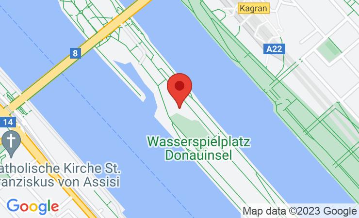 Geokoordinaten Medientermin: Sicherheit und Frauen-Schwerpunkt auf dem 35. Donauinselfest