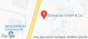 Schwarzer Elektro-Maschinembau
