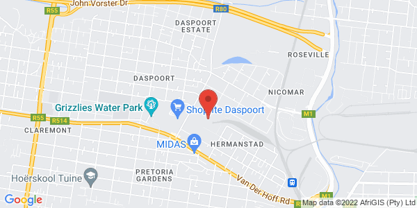 Counter Sales Job - Beginner Hermanstad, Pretoria Map